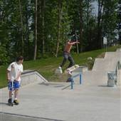 Willow Point Skateboard Park