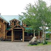 7 Half Diamond Guest Ranch with Cabins, Saloon & Fishing Pond